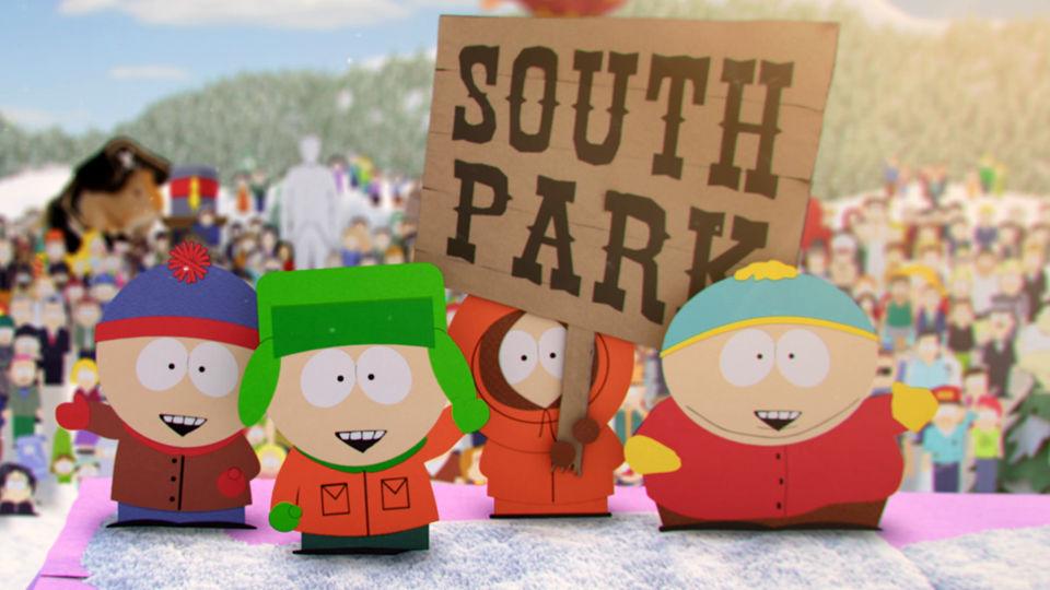 south park comedy central