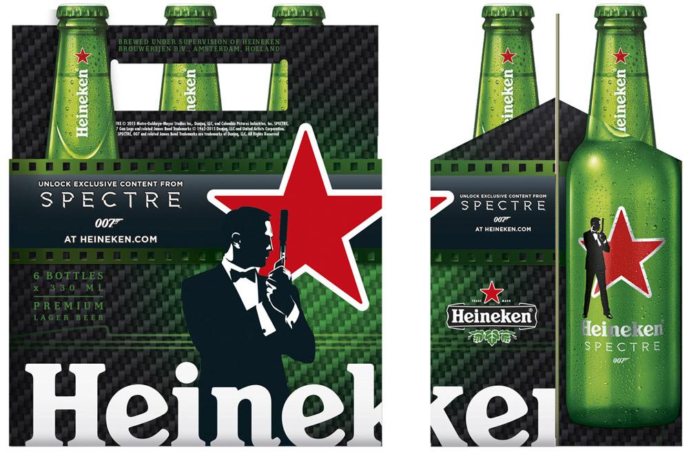 Spectre-Heineken