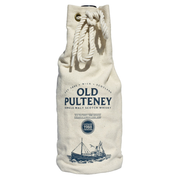 Old Pulteney 1988 Swedish Exclusive Single Cask
