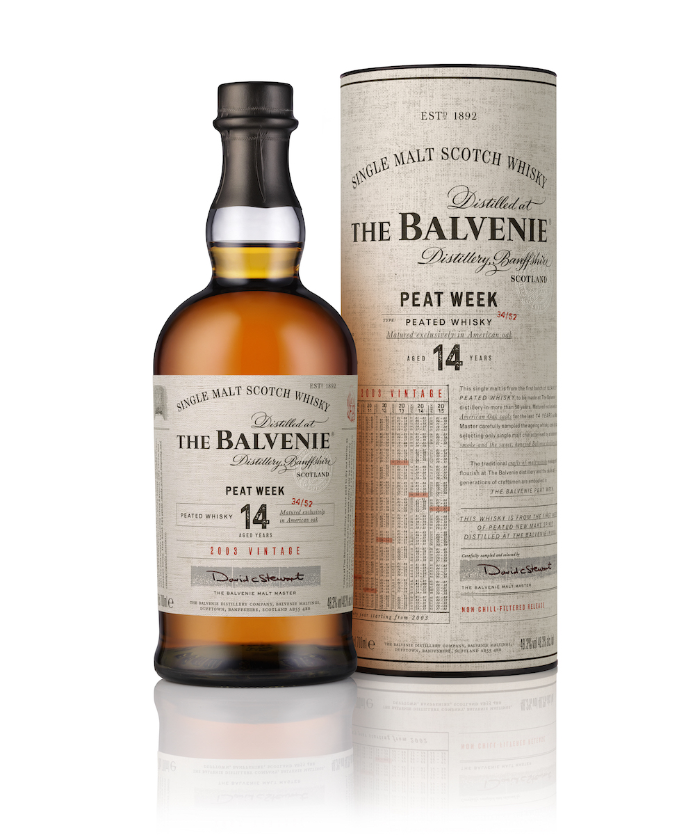 The Balvenie Peat Week (2003)